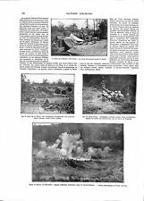 WWI Italia Front Piave Bersaglieri Fossalta Montello Austria Army ILLUSTRATION