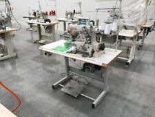 Industrial Sewing Machines - Pegasus W2600 Coverstitch (Auto)