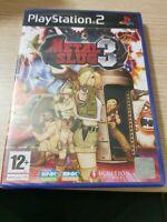 Metal Slug 3 PS2 PlayStation 2 Complete PAL French box
