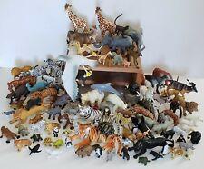 Lot Of 109 Safari LTD Schleich AAA Toy Major Animal Figures