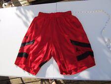 Nike Boys Jordan in Flight Basketball Shorts Red Black Xl - no drawstring guc