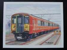 No.29 BR CLASS 318 History of Britains Railways - Player/Tom Thumb 1987