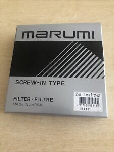 Marumi DHG 95mm Protection Filter for Lens