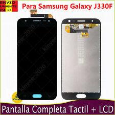 Pantalla LCD Para Samsung Galaxy J3 2017 SM-J330F Táctil Digitalizador Negro