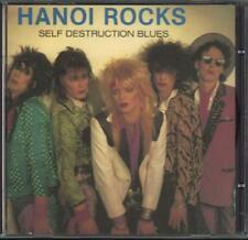Hanoi Rocks(CD Album)Self Destruction Blues-VG