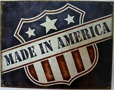 Vintage Replica Tin Metal Sign made in america railroad train union Pacific 2119