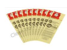 Genuine Hoover Commercial Style Sb Micro Allergen Vacuum Bags Type Ah10170