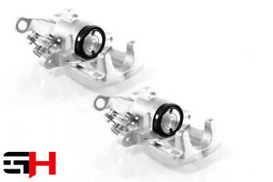 2x Brake Caliper Rear R+L Audi A6 C4 94 A8 4D 95- 100 C4 200 C3 80 B3 38MM