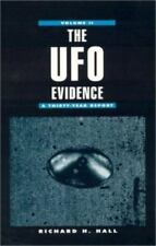 The UFO Evidence -  A Thirty-Year Report - By Richard H. Hall