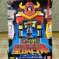 BANDAI Power Rangers Lost Galaxy GINGAMAN DX GINGAIOH Megazord Action Figure