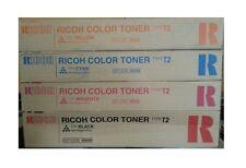 4 Toner INFOTEC ISC 1024C Tipo 1024 / 89040148 89040156 89040157 89040158