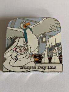 Rescuers Down Under Orville Nurses Day 2018 LE Disney Pin