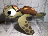 "DISNEYLAND PARKS Finding Nemo New Tagged 12"" SQUIRT Turtle Soft Plush Toy"