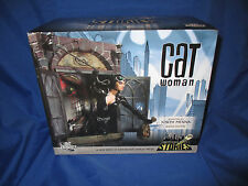 DC Direct CATWOMAN GOTHAM CITY STORIES - Wall Mountable Plaque Statue