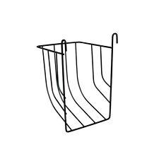 Trixie Heuraufe aus Metall - 14,5 x 16 x 10,5 cm