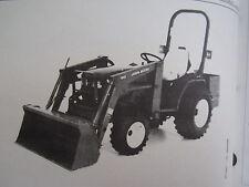 John Deere 410 Amp 420 Farm Tractor End Loader Operators Manual
