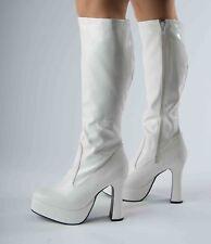 Mens Fancy Dress Platform Boots  Dressing up Kinky Boots for Men Sizes 7 - 11