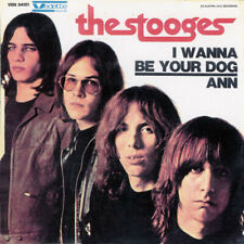 The Stooges - I Wanna Be Your Dog - Miniature Poster & Card Frame