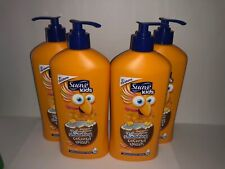 4 Suave Kids Coconut Splash 2in 1 Shampoo + Conditioner 18 FL OZ