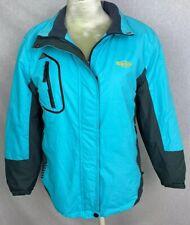 Wantdo Women's Mountain Waterproof Ski Jacket Windproof Rain Jacket Size Small