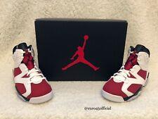 Brand New Air Jordan 6 Carmine Size US 9.5 With Original Box