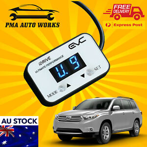 [Au Stock] iDrive Electronic Throttle Controller Toyota Kluger 2013 - 2019