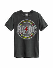 Camisetas de hombre grises talla M Amplified