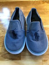 Polo Ralph Lauren Kids Shoes Size 5 And 7 1/2