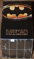 Batman VHS Box Set 1995, Batman, Batman Returns, Batman Forever & BTS; Sealed.