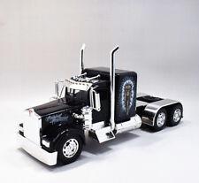 New Ray 1:32 Kenworth W900 DAVID GONZALES NATIVE Diecast  Truck Trailer Model
