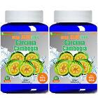 Garcinia Cambogia Extract MEGA SLIM 1000mg 100 HCA DIET Weight Loss Calcium