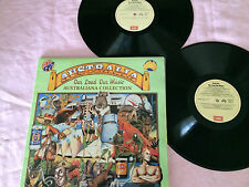 AUSTRALIA OUR LAND OUR MUSIC 2 LP GATEFOLD 1982 RELEASE VINYL