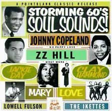 Storming 60's Soul Sounds - POINTBLANK - 25 TRACK MUSIC CD - LIKE NEW - H140