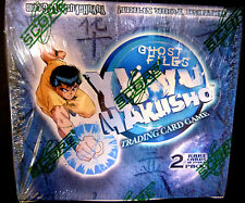 Score Yu-Yu Hakusho Ghost Files Booster Box New from 2003