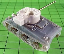 Milicast BB068 1/76 Resin WWII British Sherman IC Firefly (M4  Late Prod. Hull)