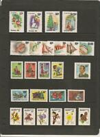 Hutt River Province Stamp Collection Mint Never Hinged