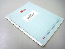 WAHL ST2100 SOLDERING IRON TESTER INSTRUCTION MANUAL
