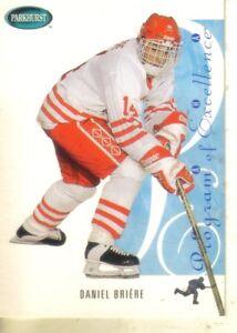 1994-95 PARKHURST SE - DANIEL BRIERE ROOKIE CARD