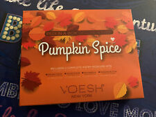 Voesh Pumpkin Spice Pedi In A Box Deluxe 4 Step Pedicure Kit Fabfitfun Fall