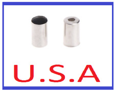 """Ultra-Tec RF-8 Invisiware Radius Ferrule 316 Stainless Steel for 1//4/"""" Cable"""