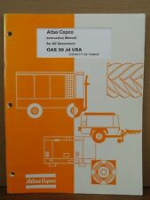 Heavy Equipt Manuals & Books for Atlas Copco for sale | eBay