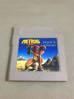 40163 METROID II 2 Game Boy Nintendo GB Japan