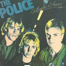 THE POLICE Outlandos D'Amour Vinyl Record LP A&M AMLH 68502 1978