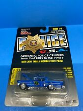 Racing Champions Police USA 1958 Chevy Impala Michigan State Police 1:64