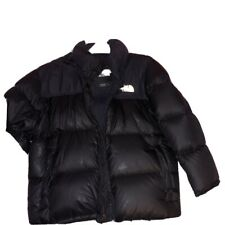 the north face 700 bomber Jacket RETRO Women's Size Small. Black. 100% Authentic