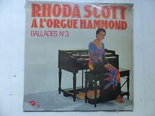 rhoda SCOTT a l orgue Hammond Ballades N°3 93078