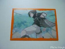 Autocollant Stickers Naruto True Spirit of the Ninja N°120 / Panini 2002