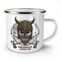 Valhalla NEW Enamel Tea Mug 10 oz   Wellcoda