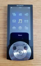 Sony Walkman NWZ-A846 Digital Music Player Black (32GB) RARE