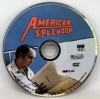 American Splendor (DVD, 2003, HBO) disc only